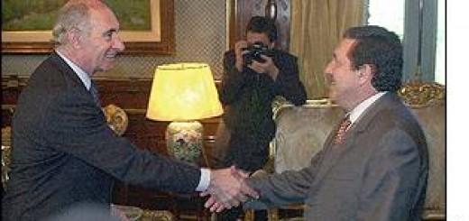 A 15 años de la crisis de 2001 y la fugaz presidencia de Ramón Puerta