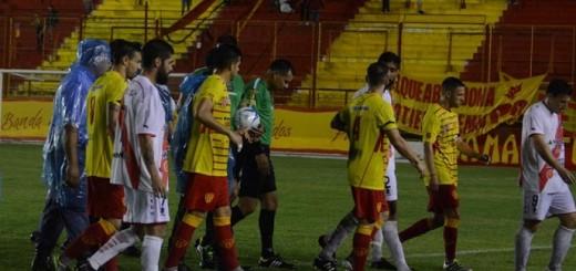 Sarmiento vs Guaraní, continúa hoy a las 18 horas