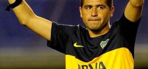 """Riquelme: """"Hay jugadores de River que disfrutan jugar contra Boca mientras hay algunos de nuestro equipo que lo sufren"""""""