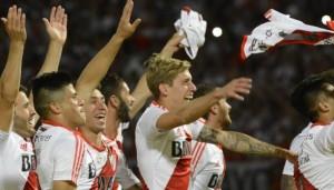 Mirá los goles del triunfo de River frente a Olimpo en Bahía Blanca