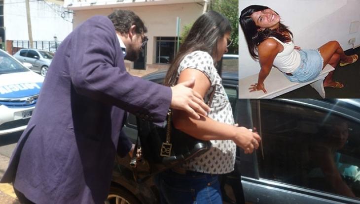 Rocío Santa Cruz, a indagatoria en donde deberá exponer sus motivos por la desobediencia judicial que la mantiene detenida