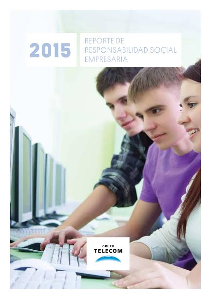 Grupo Telecom publicó su noveno Reporte de Responsabilidad Social Empresaria