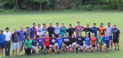 Doble debut para los seleccionados de la Urumi en Paraná