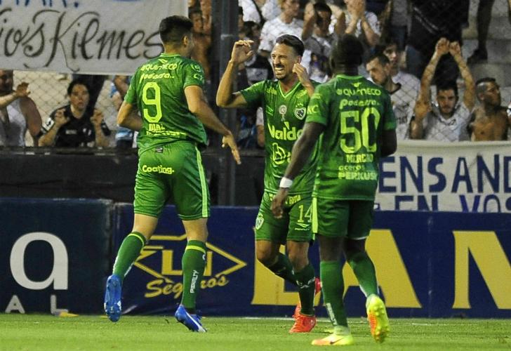 Sarmiento logró una victoria clave ante Quilmes