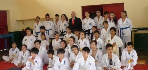 La Asociación Taekwon-Do Integral Misiones cerró el año con balance positivo