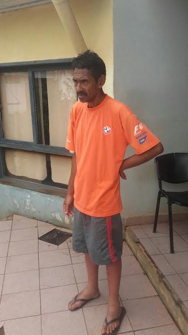 Posadas: hombre hallado extraviado aguarda por su familia