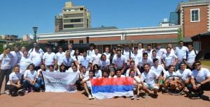 Misiones partió a los Juegos Argentinos de Playa