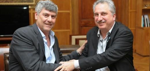 Passalacqua firmó convenio con Nación para la inclusión socioeconómica de productores rurales PISEAR