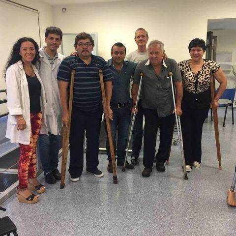 Hospital Escuela: 6 personas recibieron prótesis de primer nivel que mejorarán su calidad de vida