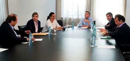 Macri encabezó una reunión de coordinación de Gobierno para incrementar las inversiones