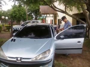 Posadas: Secuestraron un auto robado en Buenos Aires