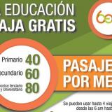 El municipio posadeño habilitará puntos para gestionar el Boleto Estudiantil Gratuito a partir del 13 de febrero