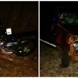 Un motociclista murió en San Vicente luego de derrapar y chocar contra un poste