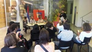 Cultura y arte fueron prioridades de promoción en la primera experiencia de cooperación entre la UNaM y la Casa de Misiones