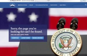 La Casa Blanca de Donald Trump elimina el español de su página web oficial y redes