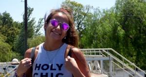 """""""Cechu"""" Mieres, el rostro femenino del Hip Hop misionero"""