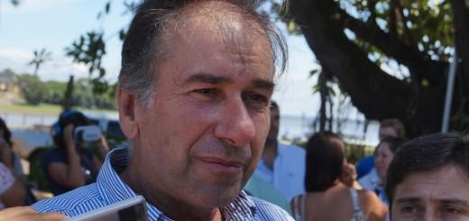 """EBY: """"El desafío es rehabilitar el parque generador"""" dijo Humberto Schiavoni"""