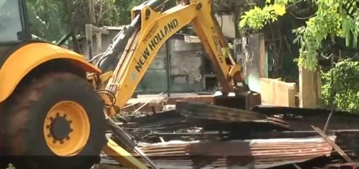 Solicitan ayuda para la familia a la que se le incendió su casa en Posadas