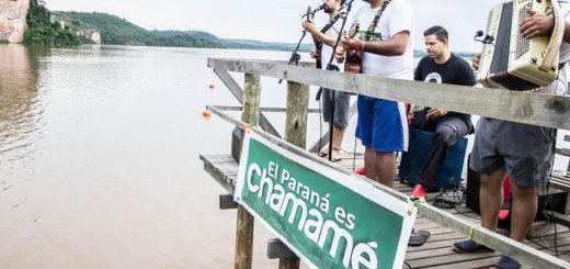 Joselo Schuap se sube este sábado al Luchador para llenar el Paraná de Chamamé