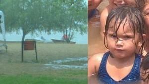 Paraná: continúa la búsqueda de la pequeña Liz desaparecida ayer en el camping de Valle María