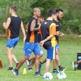 """Rivoira: """"Quiero un equipo intenso y con mucha presencia en el área rival"""""""