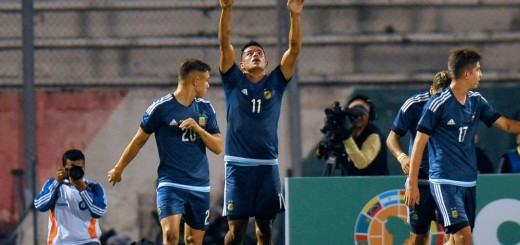 Argentina goleó a Bolivia y obtuvo su primer triunfo en el Sudamericano