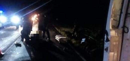 Murió un peatón en Santa Ana al ser arrollado por una moto en la ruta 12