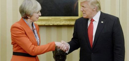 En el Reino Unido, gobierno y oposición rechazan las medidas migratorias de Trump