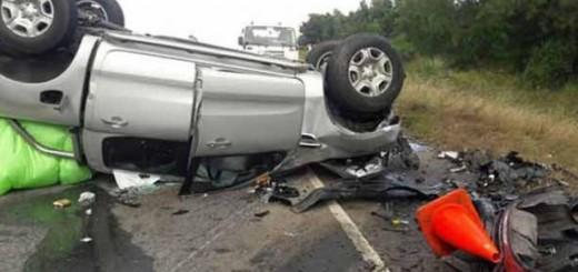 Abogado especialista en accidentes viales chocó y mató a tres personas en Uruguay