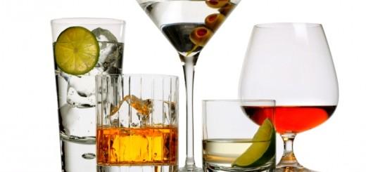 ¿Cuáles son las bebidas alcohólicas que aportan más calorías?