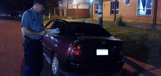 Compró un auto con un cheque robado y le iniciaron una causa penal