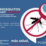 """Dengue: """"El 80 por ciento de la prevención debe hacerse en los hogares"""" recordó el ministro de Salud"""