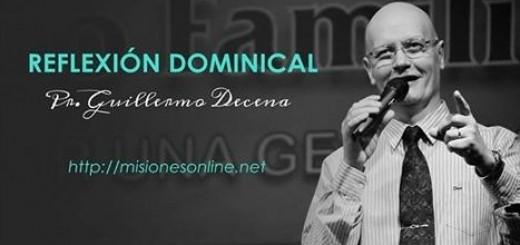 Reflexión del Pastor Decena: Tenemos un Dios grande