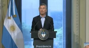 """Según Macri, """"en la Argentina está creciendo el empleo mes tras mes"""""""