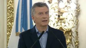"""Macri pidió que los jueces sean evaluados y que los casos no """"se dilaten"""""""