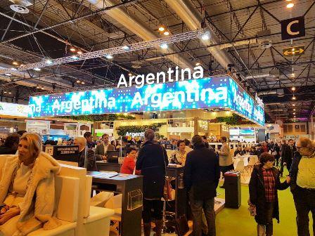 Las Cataratas y Misiones se promocionan en FITUR Madrid