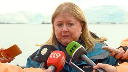 Malcorra llamó a «redoblar» esfuerzos para «profundizar la defensa de la soberanía»