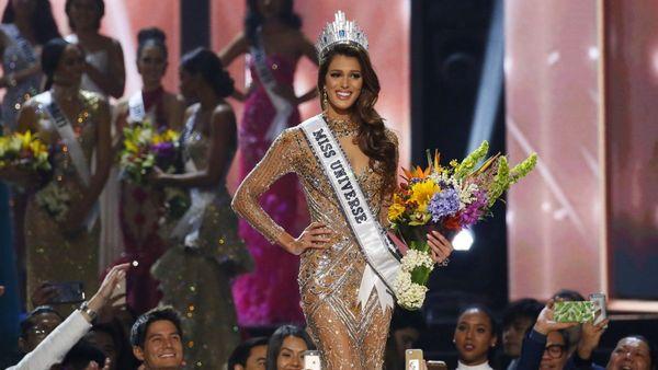 La francesa Iris Mittenaere fue elegida Miss Universo: mirá sus mejores fotos