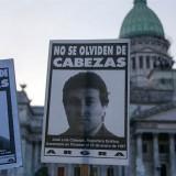 A 20 años del crimen de Cabezas, Prellezo quedó en libertad condicional