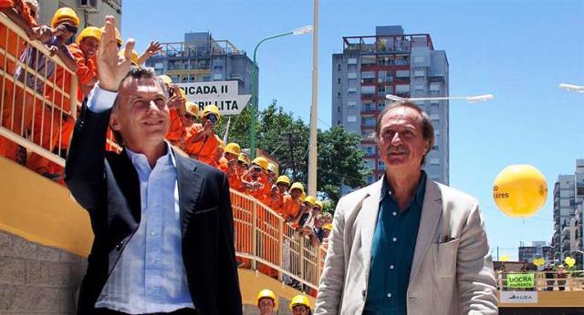 Macri avanza con más cambios de gabinete: se fue Chaín de Obras Públicas