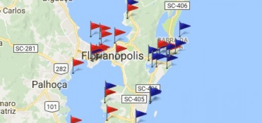 Brasil: Una de cada tres playas de Santa Catarina está contaminada