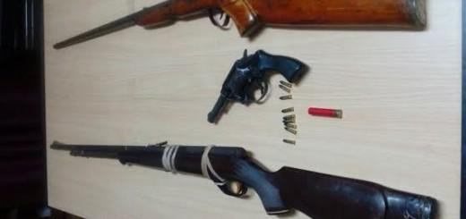 Detienen a motochorros  y secuestran armas y dinero en Garupá