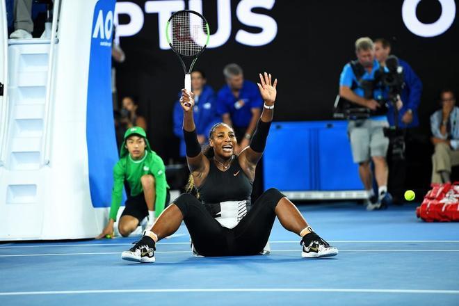 Tenis: El duelo entre las hermanas Williams fue para Serena