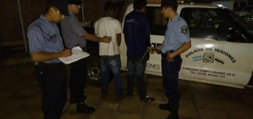 Campo Grande: terminó baleado por robar y comer una sandía ajena
