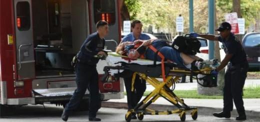 Cinco muertos y 13 heridos tras un tiroteo en un aeropuerto de Florida