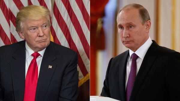 Donald Trump se reuniría con Putin en Islandia en su primer viaje como presidente