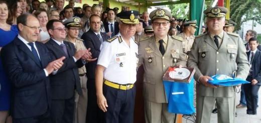 La Policía de Misiones y la Brigada Militar de Brasil acordaron profundizar el combate de los delitos transfronterizos