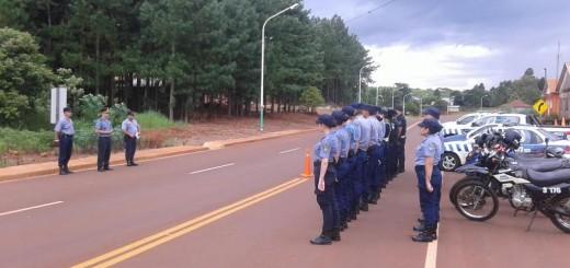 Colonia Aurora: amplio operativo integral permitió el secuestro de varios rodados