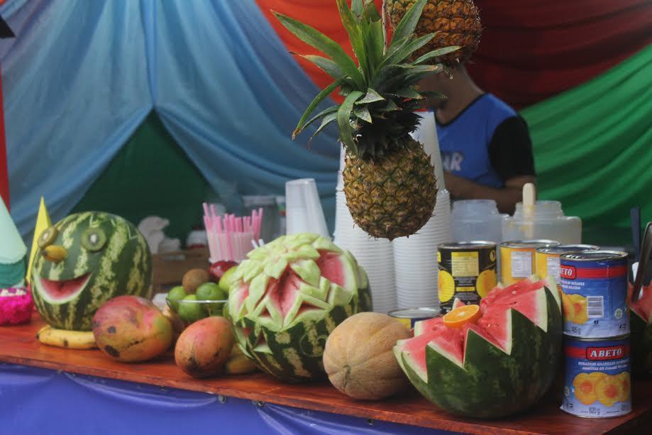 Fiesta Provincial de la Sandía: Ni la lluvia impidió el éxito del encuentro