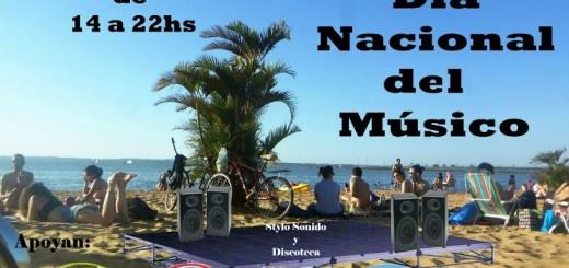 Misiones festeja el Día Nacional del Músico con un festival gratuito en El Brete